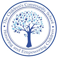 Children's Community School Retina Logo